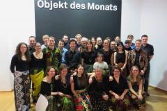 IWALEWAHAUS 2018 Objekt des Monats: Der Swahili Chor