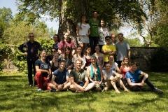 Chorwochenende Sommer 2019 > Gruppenfoto 2