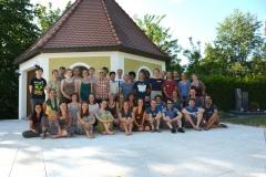 Chorwochenende Sommer 2017 > Gruppenfoto